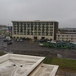 View from My Room at Hampton Inn & Suites Elyria
