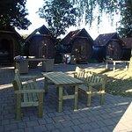 wine barrel cabins, Camping Terme Ptuj