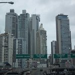 Panama City is a bustling town full of chaotic drivers, use Uber.