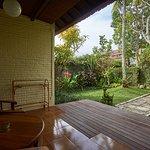 Deluxe Garden view balcony