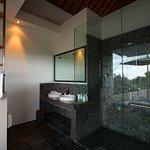 Bathroom of Villa Sesapi upstairs