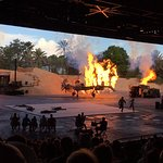 Indiana Jones Stunt show @ Hollywood Studios