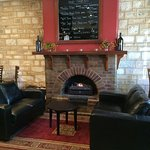 Atmospheric lounge