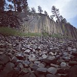 Devils Postpile National Monument Foto