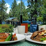 Teahouse in Stanley Park Photo