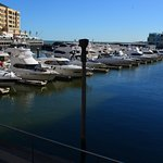 The Marina is also very close the Ensendada