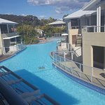 Foto de Oaks Pacific Blue Resort Salamander Bay