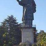 Statue of San Carlone Foto