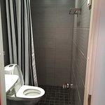 Room 510 bathroom/wetroom