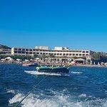 Water sports at Plaza Resort