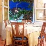 sala del ristorante.... elegante e rilassante