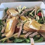 Salade Normande, que j'avais déjà attaquée ;)