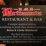 Britannia Restaurant Foto