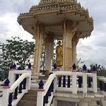 Wat Khao Sanam Chai Foto