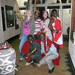 At the time of leaving we had some great timeswth the Maasai at the gift shop!