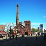 Albert Dock, just 15-min walk from the hotel too