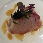 Buri Fish wt Caviar !