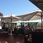 Hotel Diana Roof Garden Foto