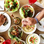 Lebanese dining and cuisine at it's finest presented by Sabaya