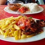 Chicken tikka and Chicken tikka masala