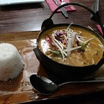 Thai Red Curry (Vegan)