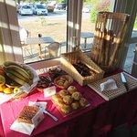 Buffet petits déjeuner