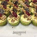 Sagewood cupcakes