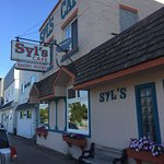 Syl's in downtown Ontonagon, Michigan