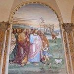Affreschi del Sodoma nel Monastero di Sant'Anna in Camprena