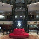Lobby Gran Hotel de la Ciudad de Mexixo