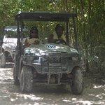 ATV part of tour