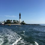 Dive locations are just a short ride from the inlet.
