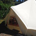 Tente prête à camper pour deux
