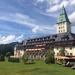 Schloss Elmau Foto