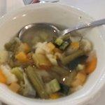 Soup starters in a wedding err