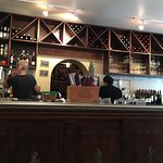 Elegant, pub-like atmosphere at Le Zinc French bistro.