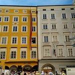 Salzburger Altstadt Foto