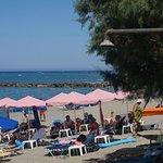 Photo de Platania Beach