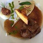 La Table de Fontfroide, une cuisine Française fine et savoureuse au milieu d'un cadre naturel et
