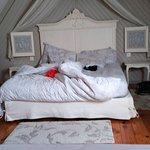 desole pour le lit defait