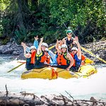 Rafting with the Glacier Rafting Company!