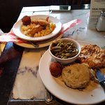Mud Cat Mac & Cheese and Chicken Fried Chicken Diners