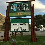 Foto di River's Fork Lodge