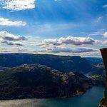 Pulpit Rock Foto