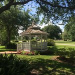 The Gazebo is perfect for outdoor ceremonies