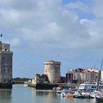 Tour Saint Nicolas et Tour de la Chaîne à La Rochelle