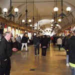 Tuchhallen (Sukiennice) Foto