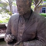 Statue of O'Henry