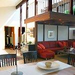 Villa direkt bei Terrassenhotel buchbar