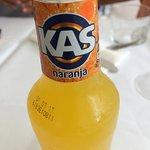 kas de naranja
